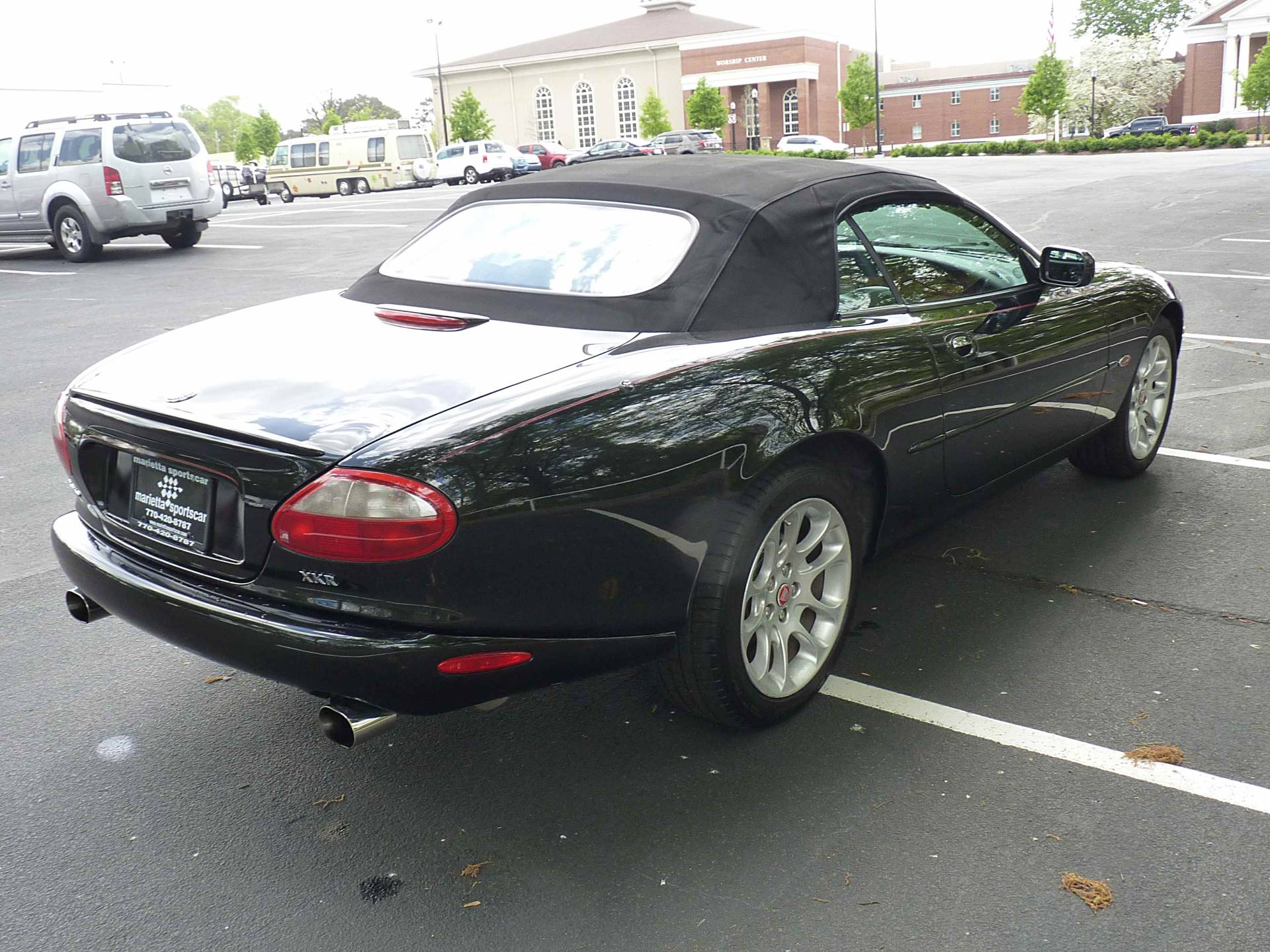 2000 Jaguar XKR in Marietta, Georgia - Photo 28