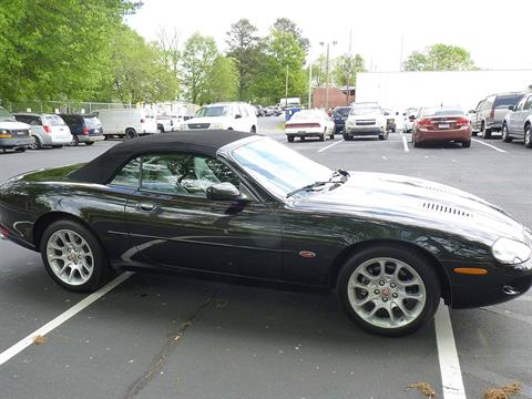 2000 Jaguar XKR in Marietta, Georgia - Photo 29
