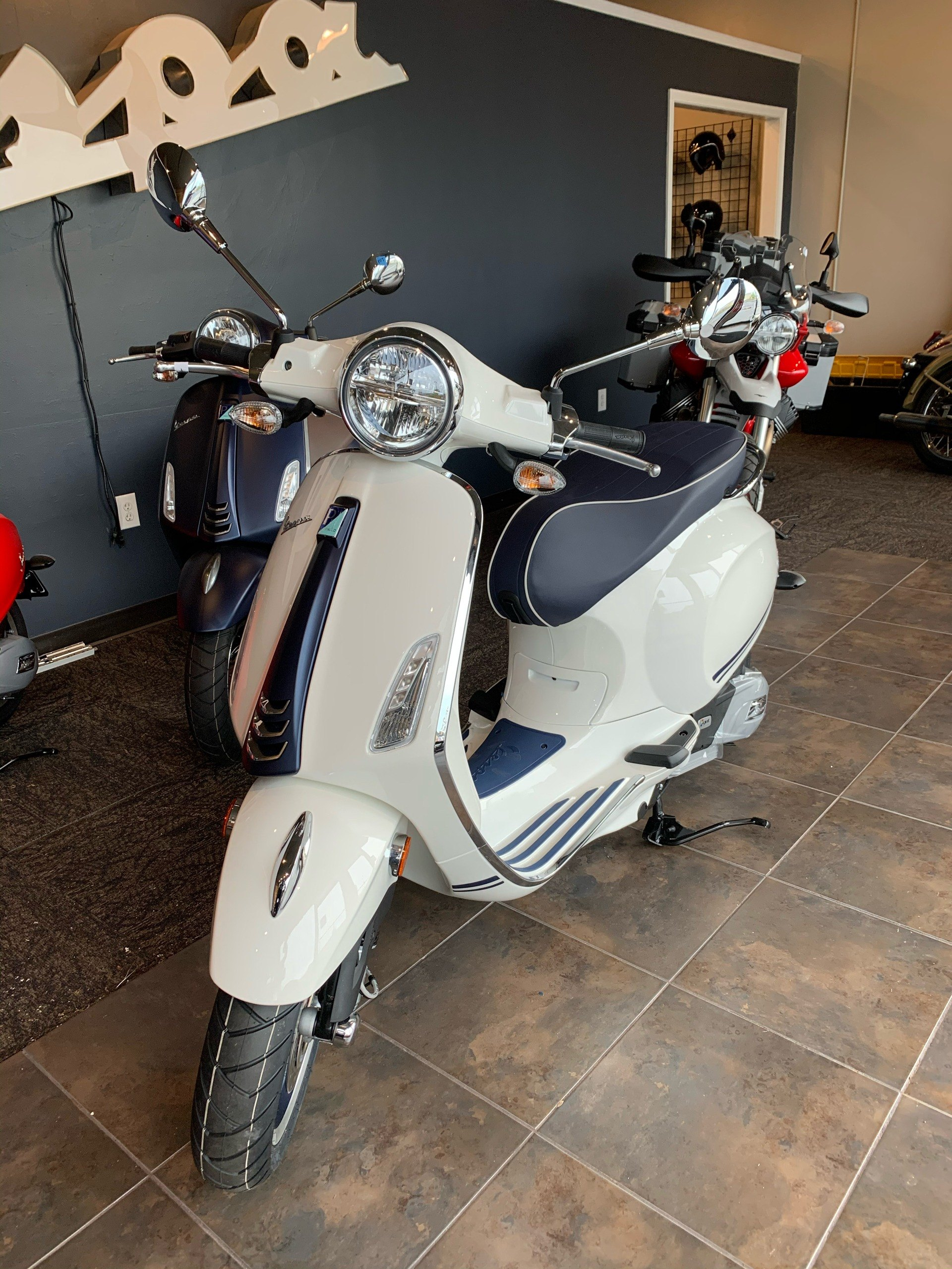 2020 Vespa Primavera 150 Yacht Club in Marietta, Georgia - Photo 1
