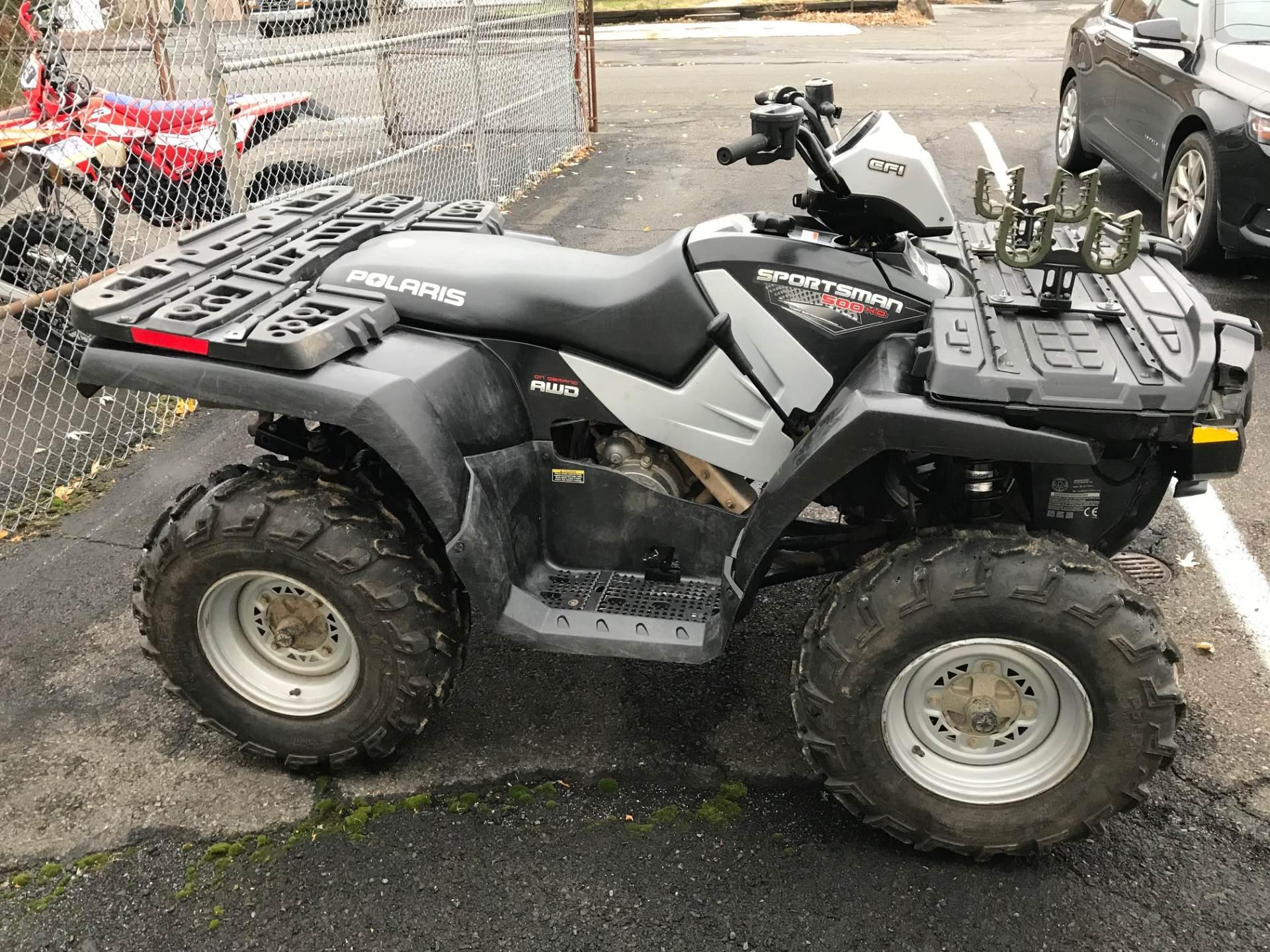 2007 Polaris 500 EFI 2