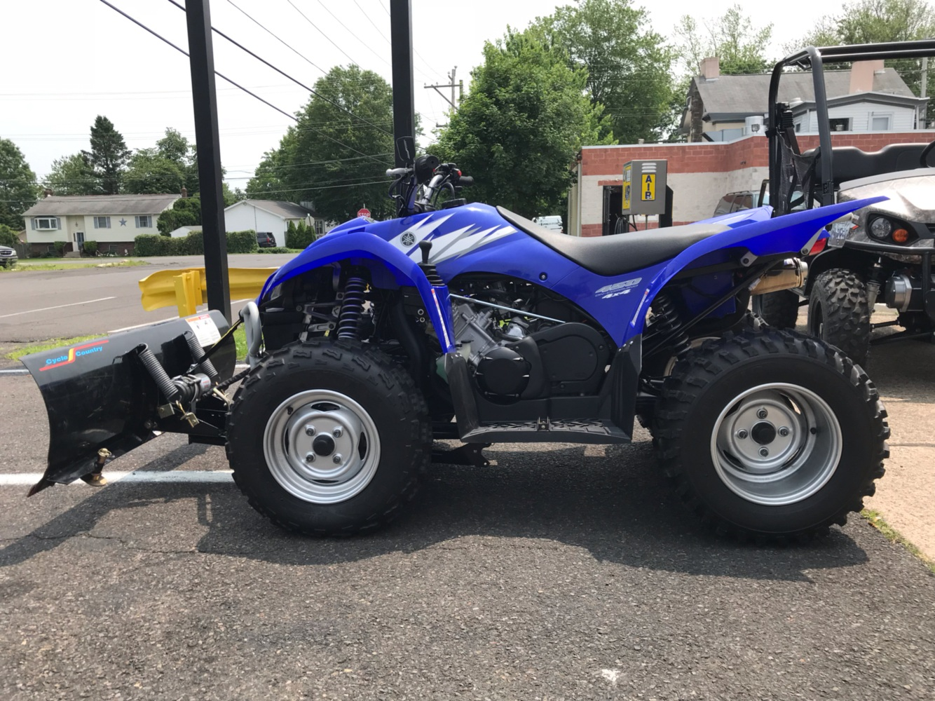 2006 Yamaha Wolverine 450 4X4 in Trevose, Pennsylvania - Photo 1