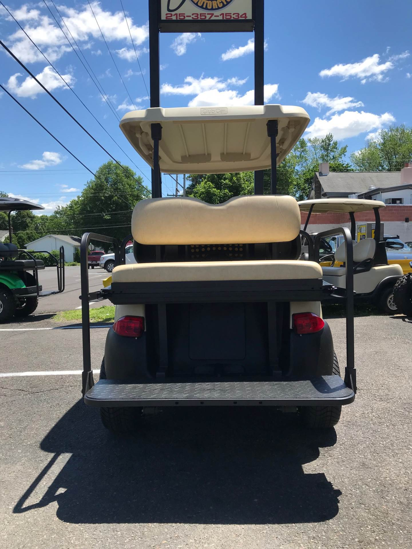 2013 Club Car Precedent i2 4-Passenger Gas in Trevose, Pennsylvania