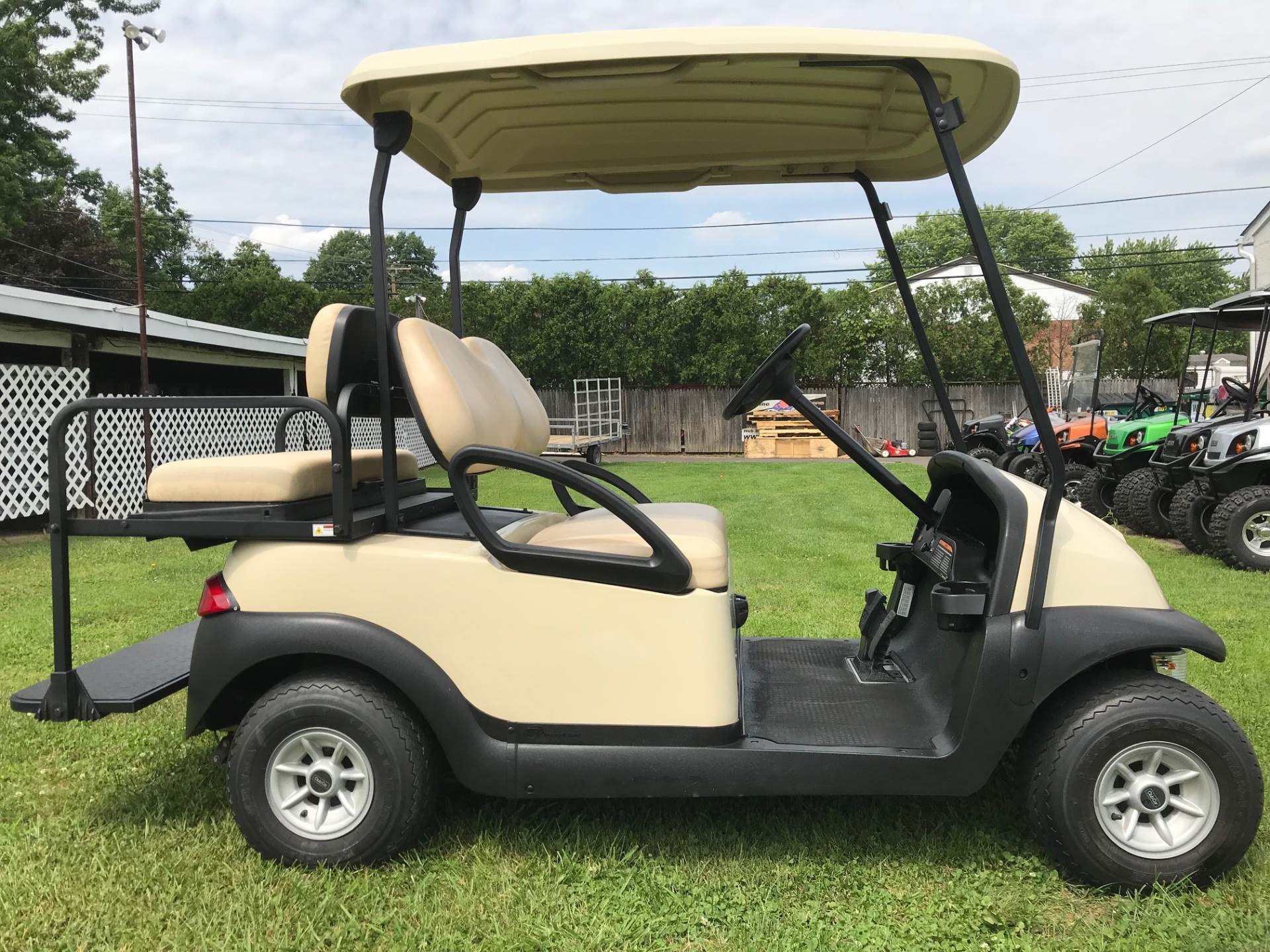 2013 Club Car Precedent i2 4-Passenger in Trevose, Pennsylvania - Photo 3