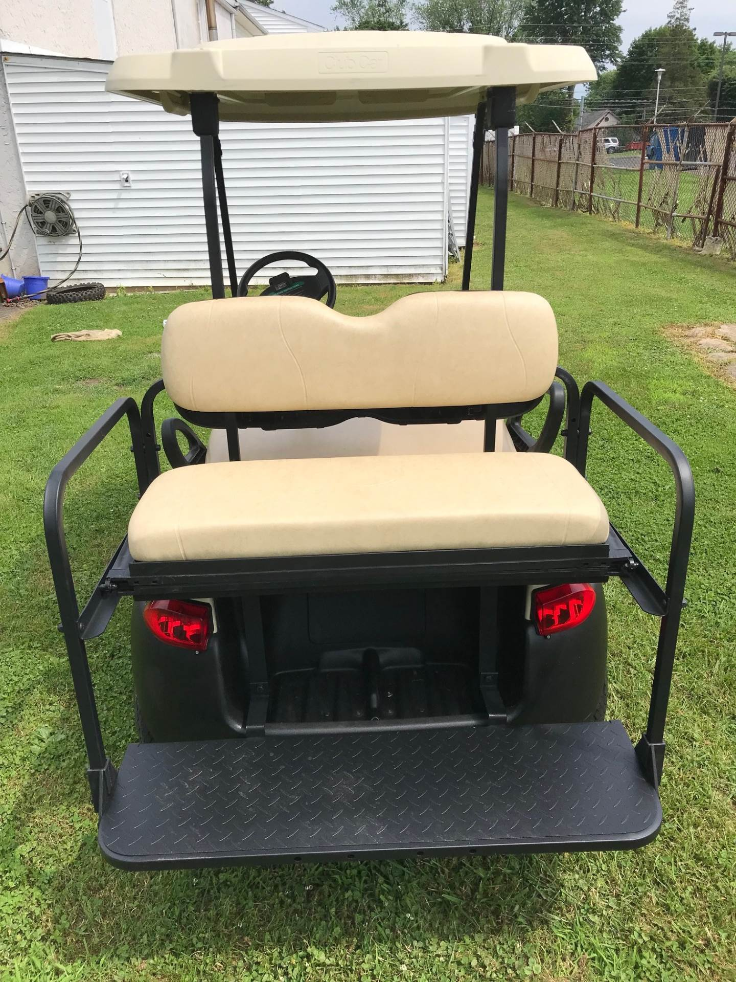 2013 Club Car Precedent i2 4-Passenger in Trevose, Pennsylvania - Photo 4