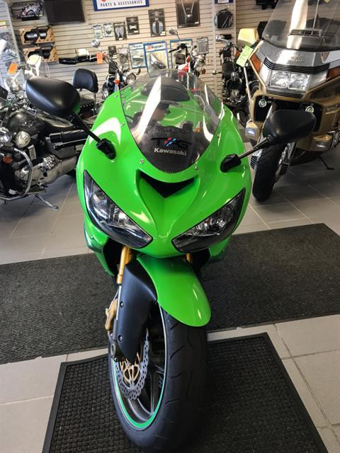 2006 Kawasaki Ninja® ZX-6R in Trevose, Pennsylvania - Photo 3