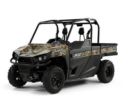 2017 Bad Boy Buggies Stampede 900 4X4 EPS Camo in Trevose, Pennsylvania