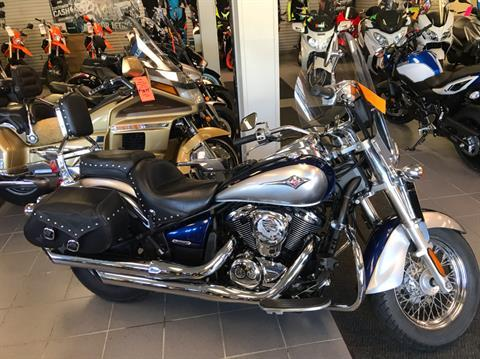 2008 Kawasaki Vulcan® 900 Classic in Trevose, Pennsylvania - Photo 1