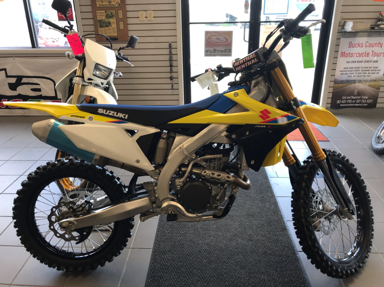 2019 Suzuki RM-Z250 in Trevose, Pennsylvania - Photo 2