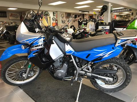 2008 Kawasaki KLR650 in Trevose, Pennsylvania - Photo 2