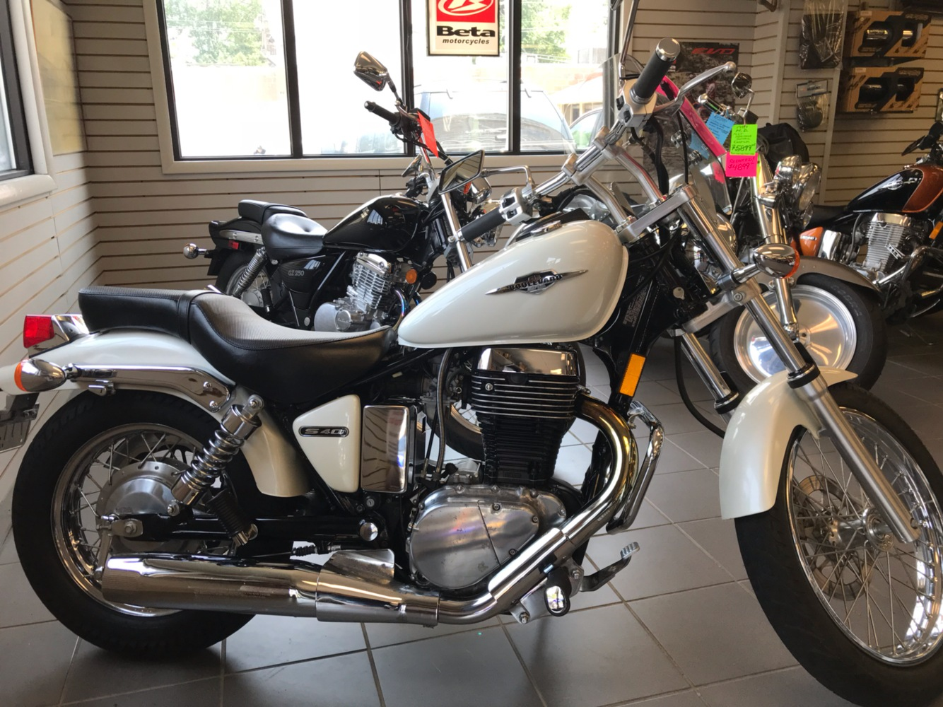 2007 Suzuki Boulevard S40 in Trevose, Pennsylvania - Photo 1
