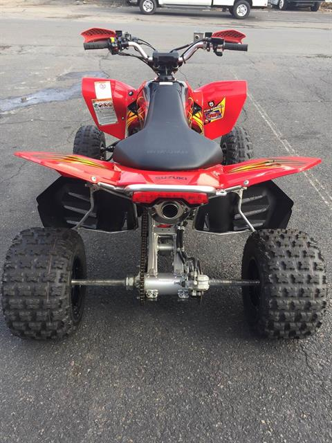 2009 Suzuki QuadRacer R450™ Limited Edition in Trevose, Pennsylvania