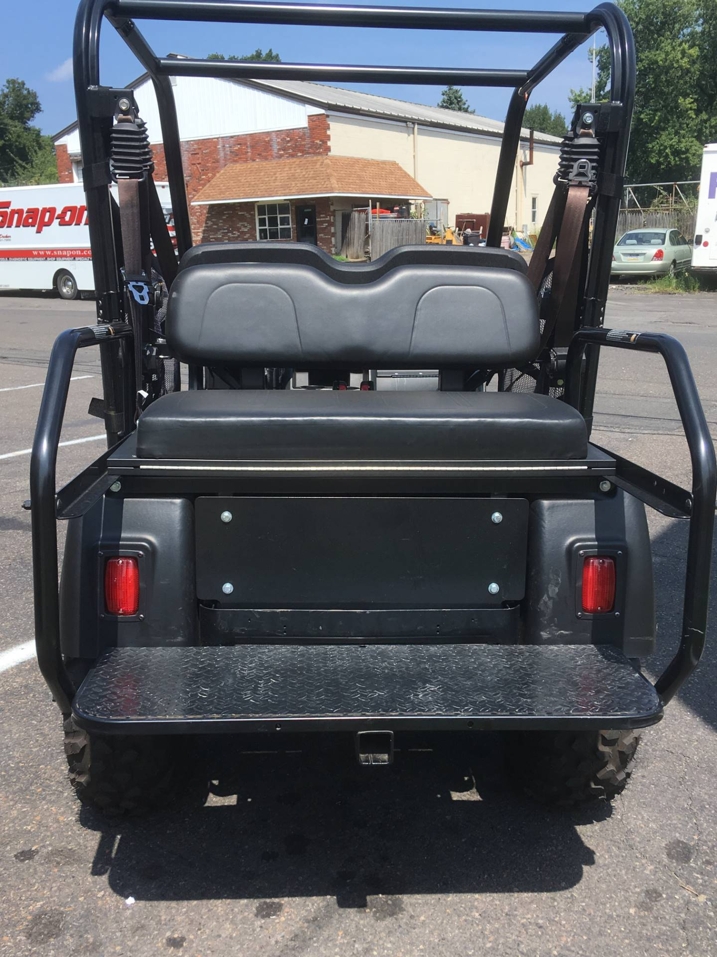 2018 Textron Off Road Prowler EV iS in Trevose, Pennsylvania - Photo 4