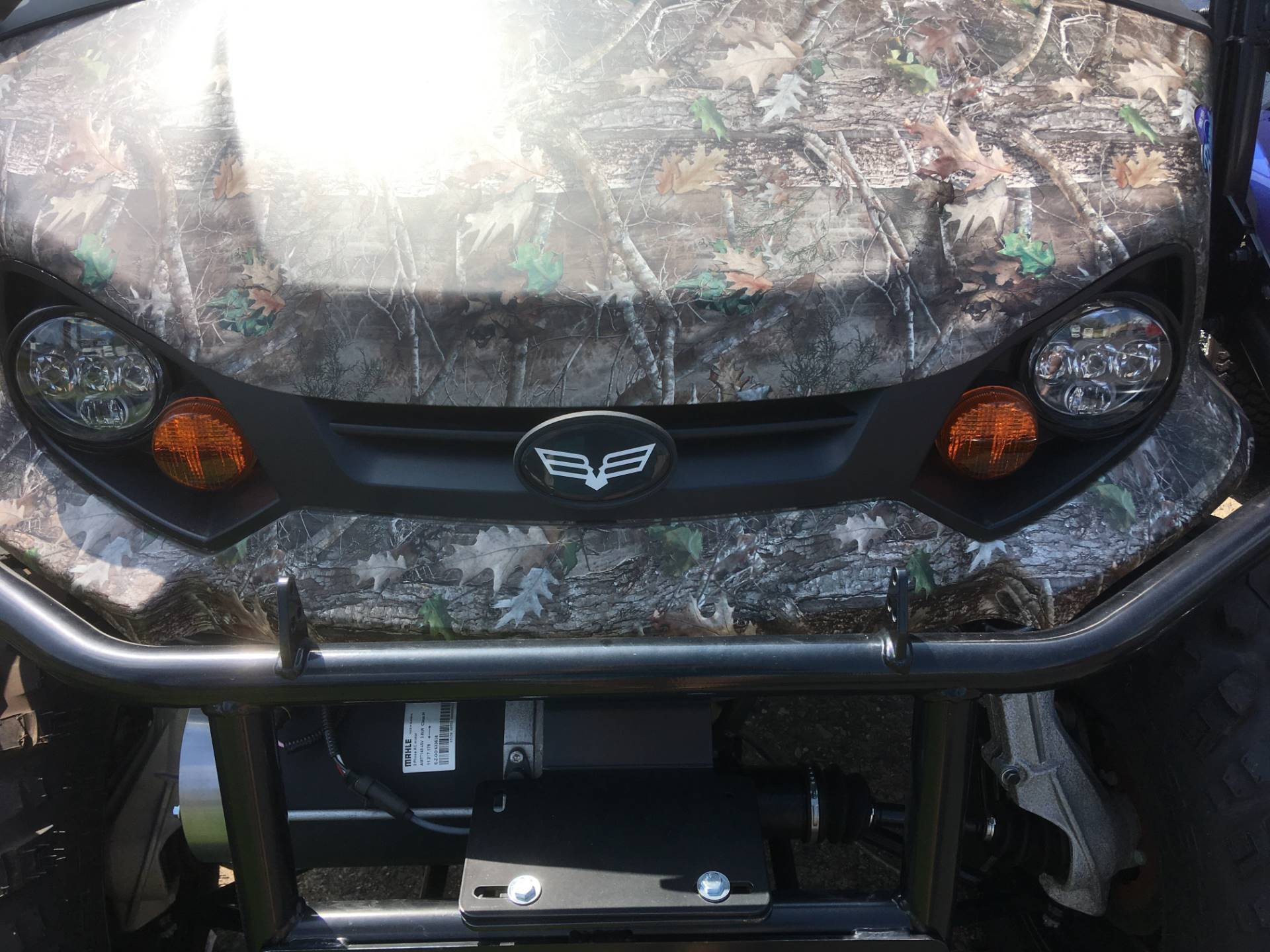 2018 Textron Off Road Prowler EV iS in Trevose, Pennsylvania - Photo 5