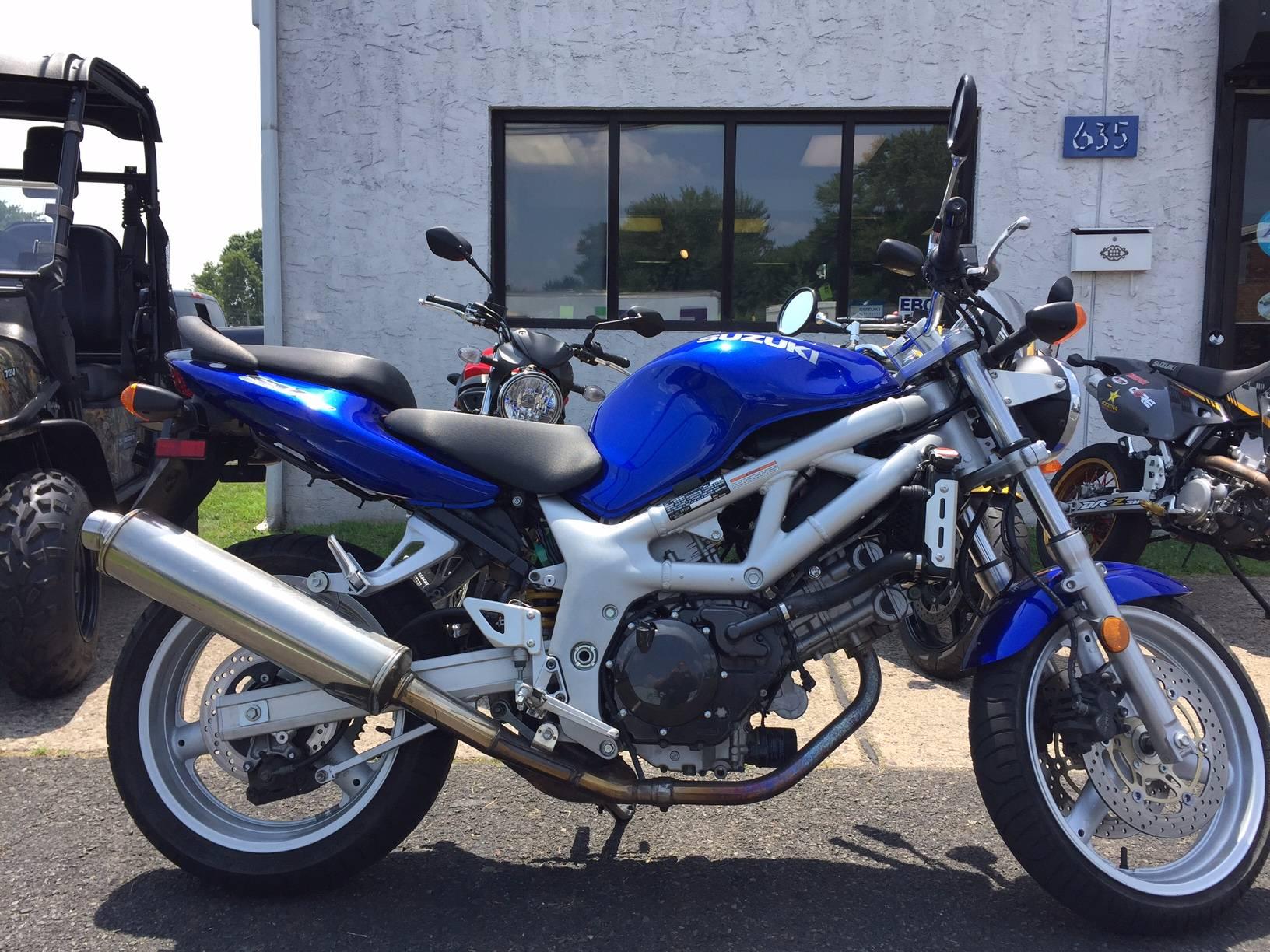 2001 Suzuki SV650 2