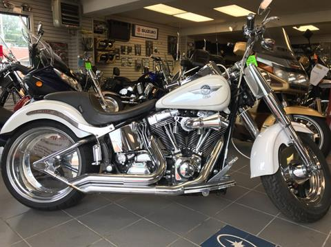 2005 Harley-Davidson FLSTFSE Screamin' Eagle® Fat Boy® in Trevose, Pennsylvania - Photo 1