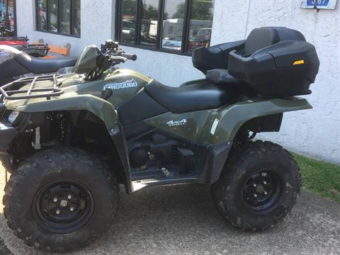 2016 Suzuki KingQuad 750AXi in Trevose, Pennsylvania - Photo 2