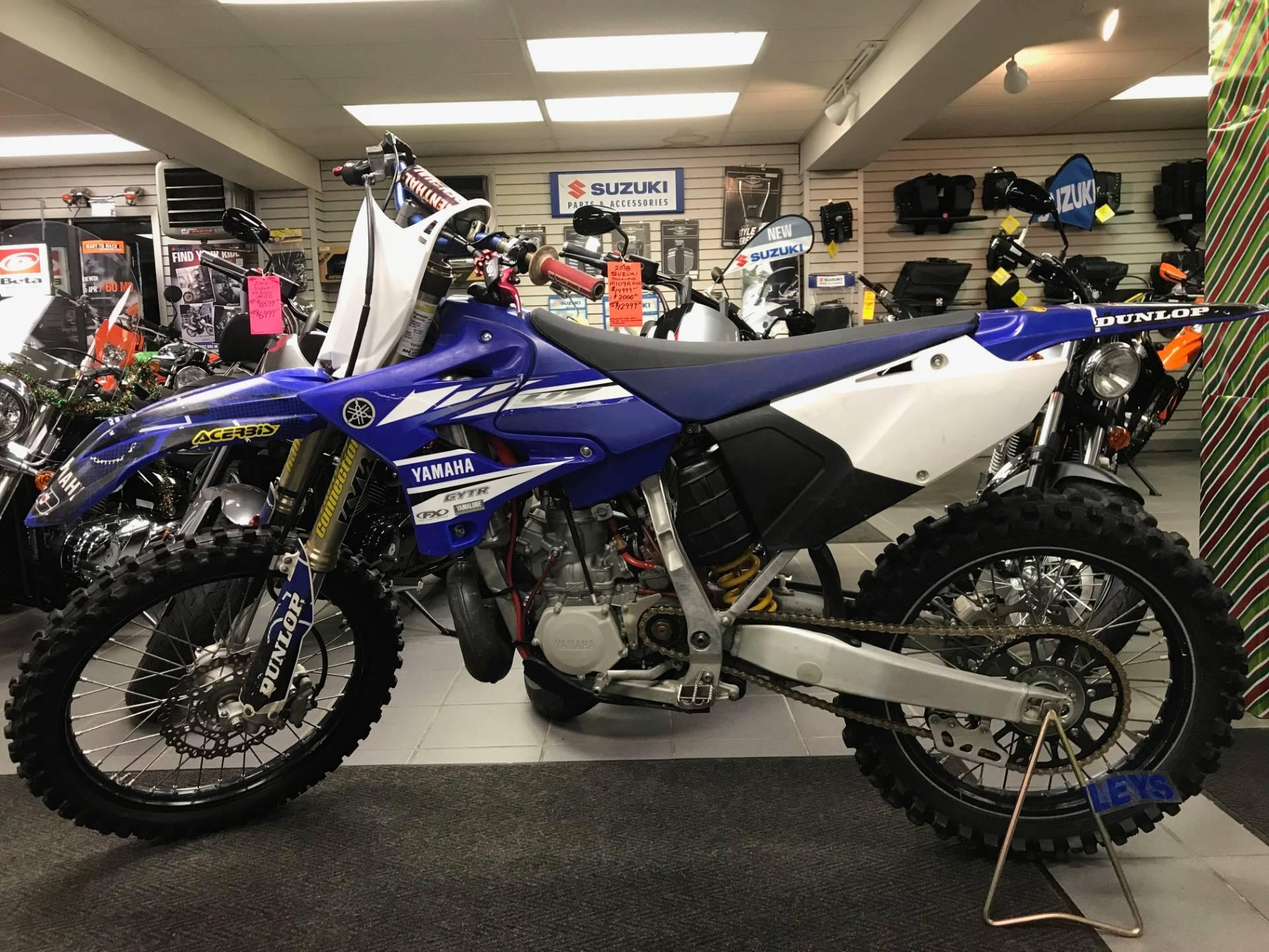 2016 Yamaha Yz250 In Trevose Pennsylvania