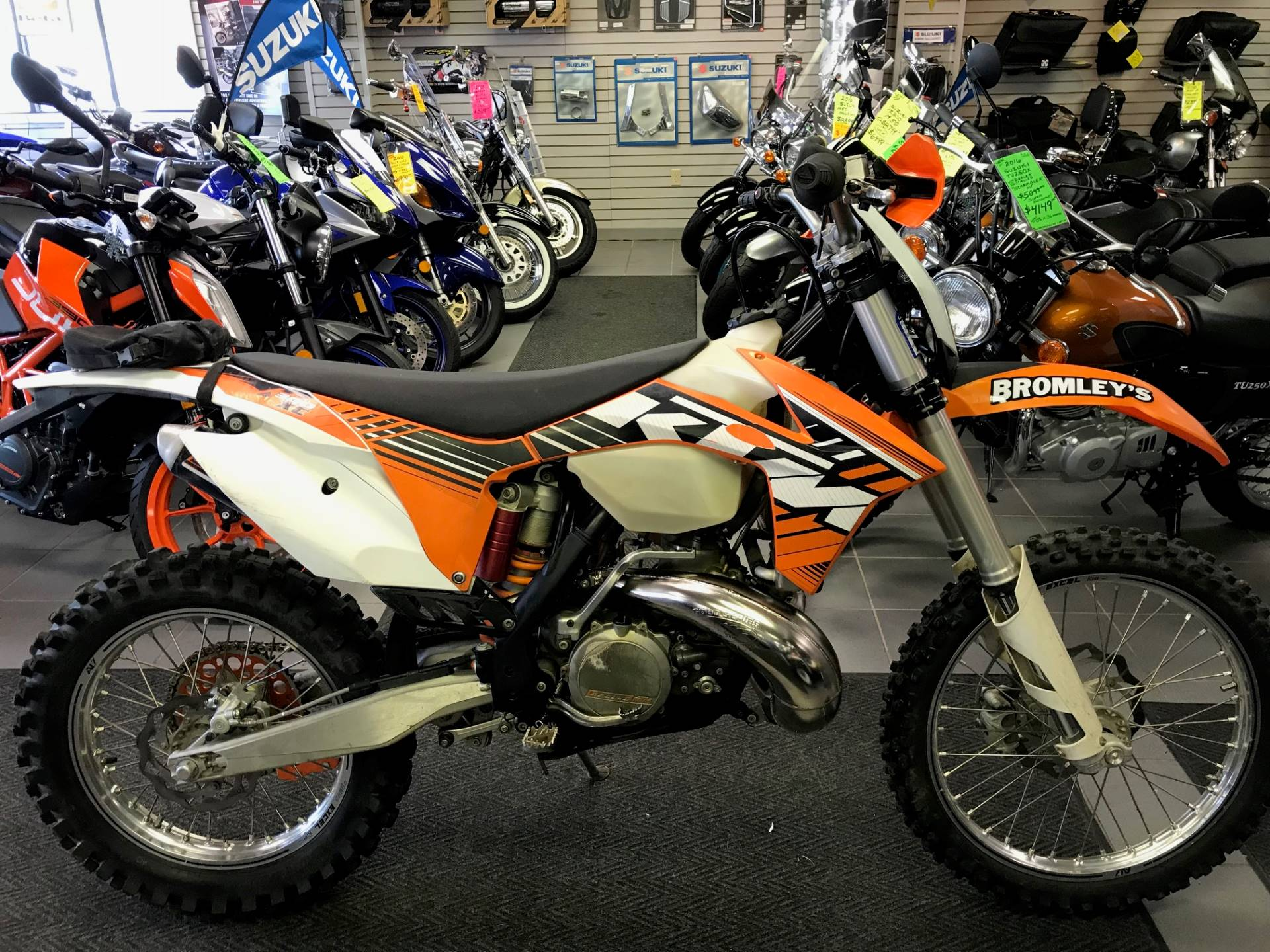 Used 2012 KTM 300 XC Motorcycles in Trevose PA