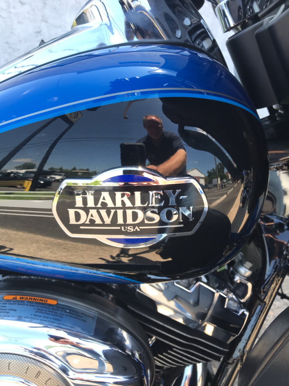 2008 Harley-Davidson Ultra Classic® Electra Glide® in Trevose, Pennsylvania - Photo 10