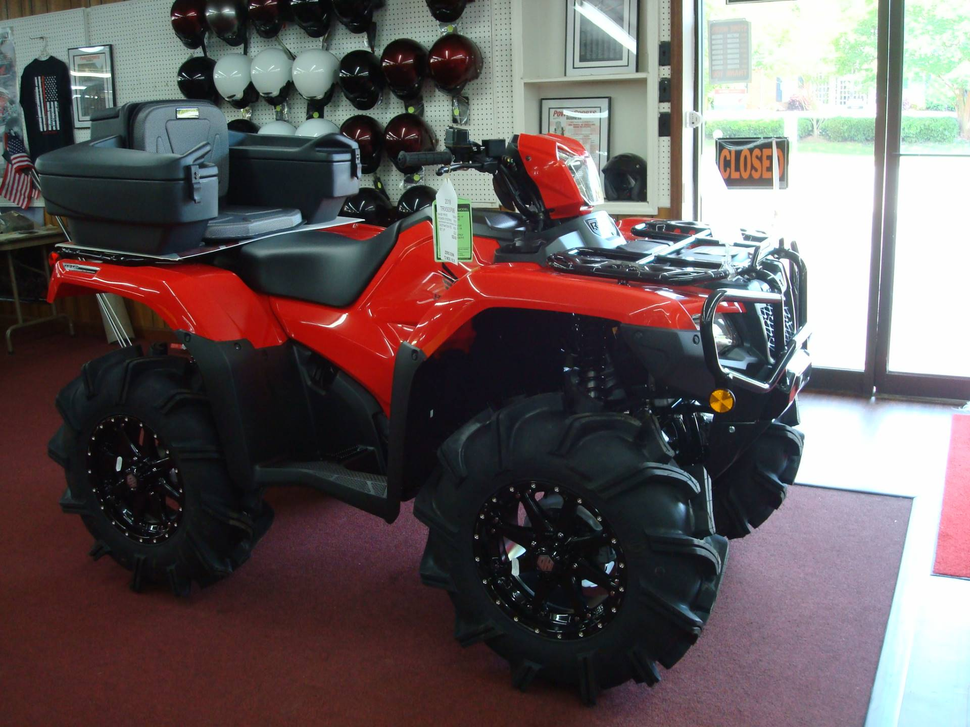 2019 Honda FourTrax Foreman Rubicon 4x4 EPS in Lagrange, Georgia