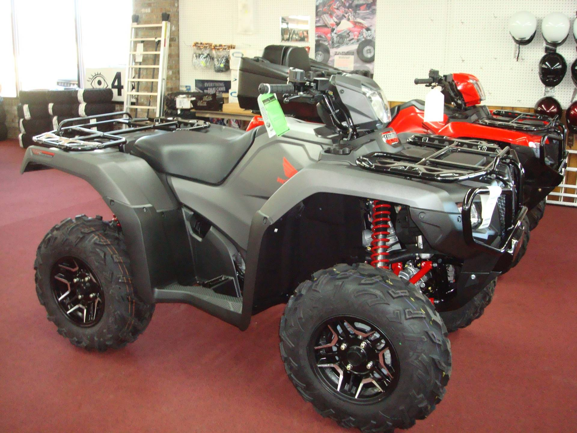 2018 Honda FourTrax Foreman Rubicon 4x4 Automatic DCT EPS Deluxe in Lagrange, Georgia