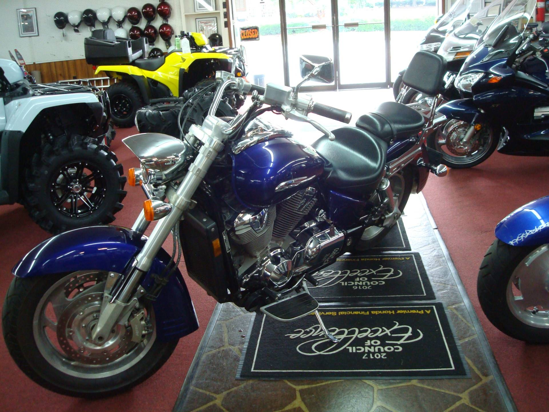 2002 Honda VTX1800 in Lagrange, Georgia