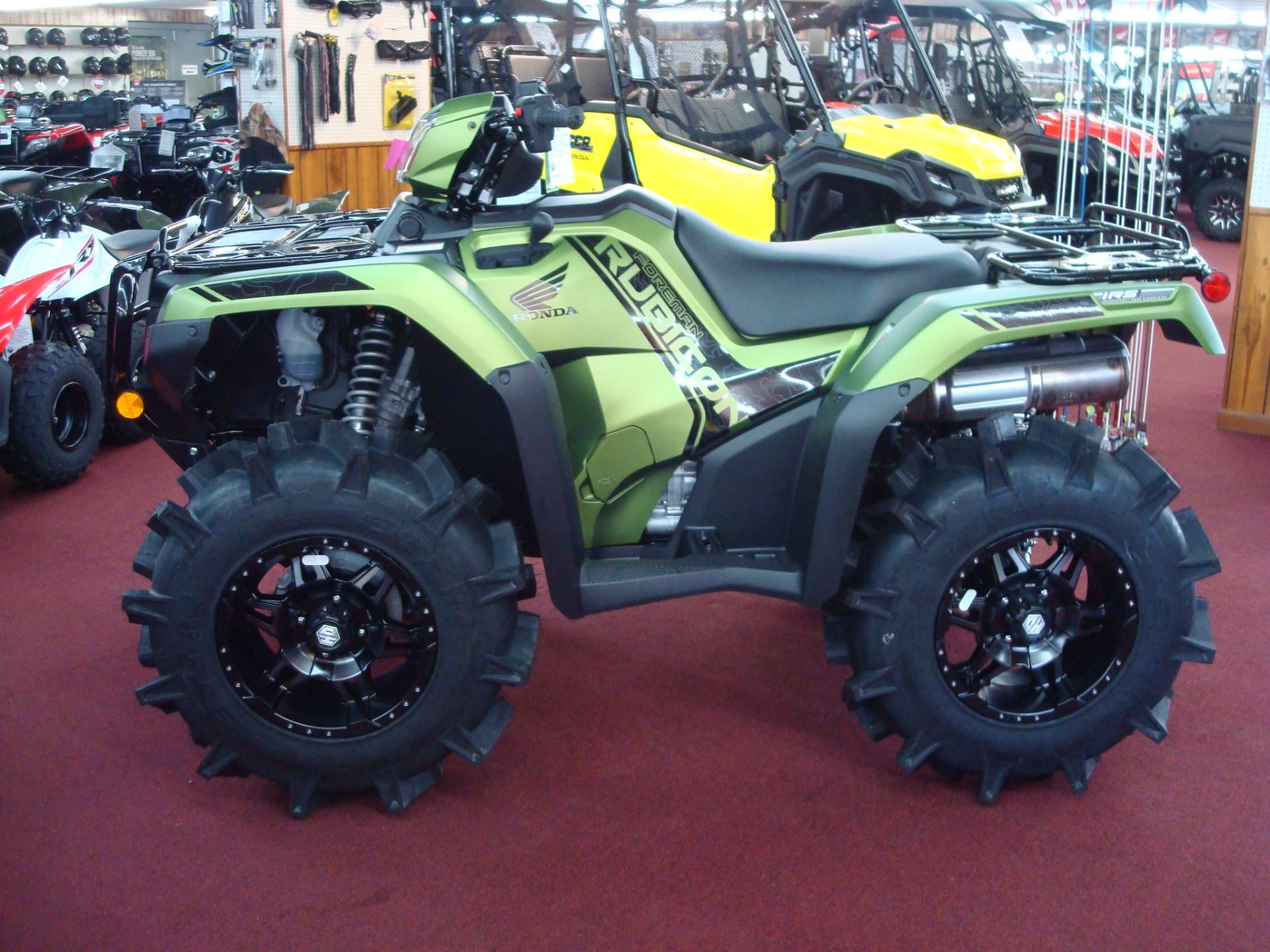 2020 Honda FourTrax Foreman Rubicon 4x4 Automatic DCT EPS Deluxe in Lagrange, Georgia - Photo 1