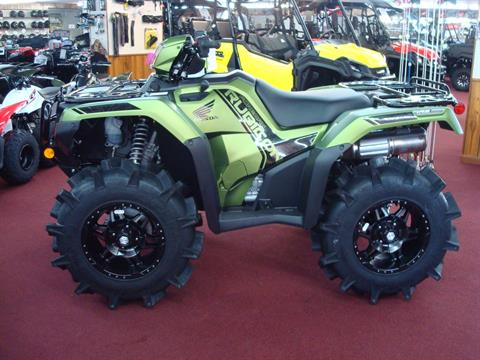 2020 Honda FourTrax Foreman Rubicon 4x4 Automatic DCT EPS Deluxe in Lagrange, Georgia
