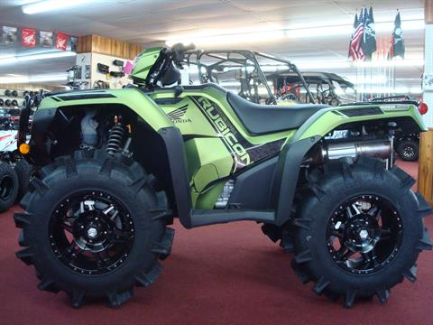 2020 Honda FourTrax Foreman Rubicon 4x4 Automatic DCT EPS Deluxe in Lagrange, Georgia - Photo 2
