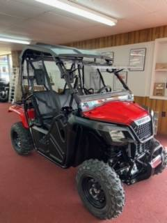 2021 Honda Pioneer 500 in Lagrange, Georgia - Photo 3