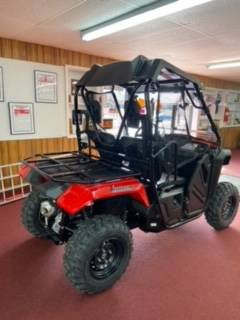 2021 Honda Pioneer 500 in Lagrange, Georgia - Photo 4