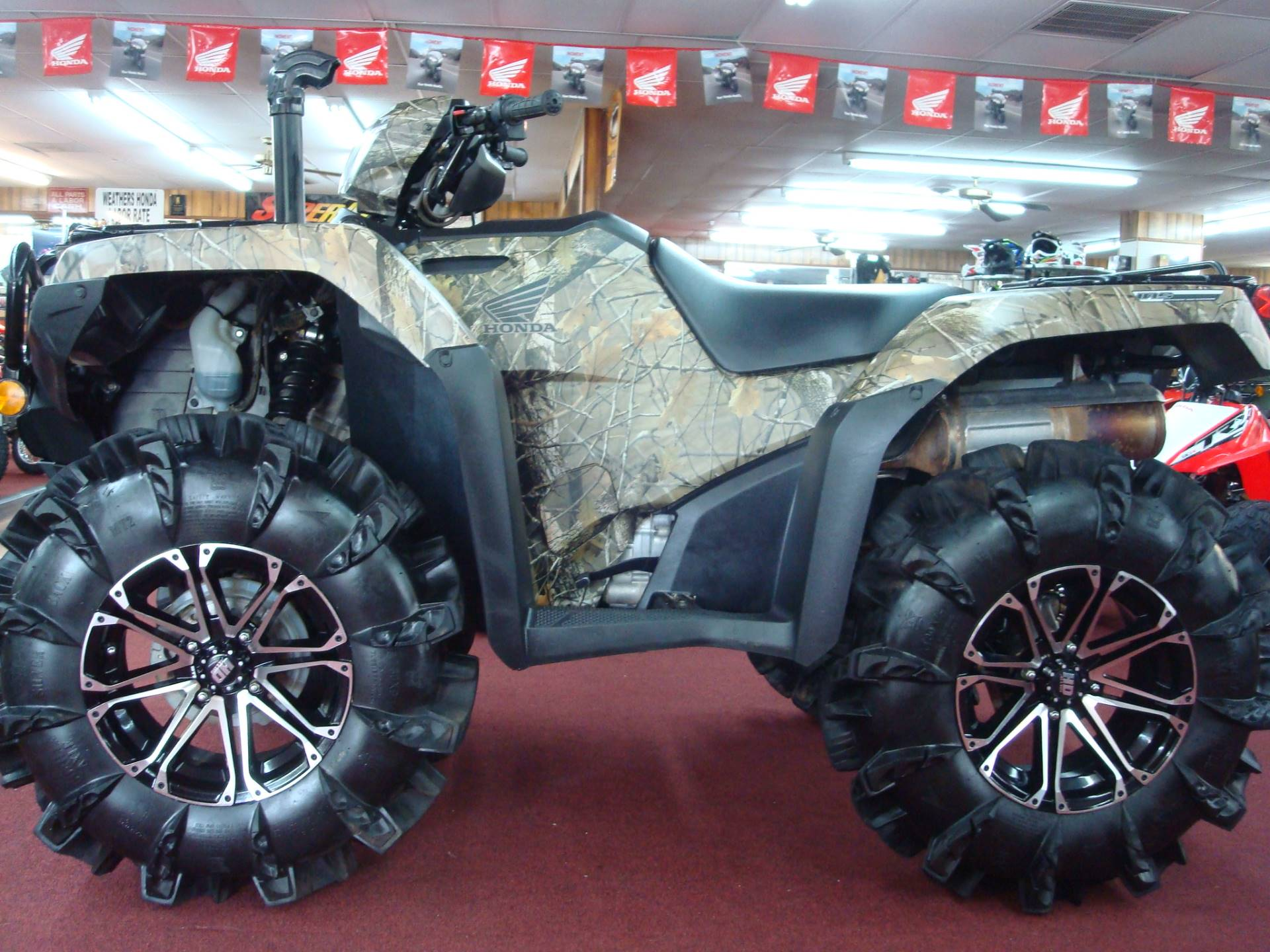 2019 Honda FourTrax Foreman Rubicon 4x4 EPS in Lagrange, Georgia - Photo 3