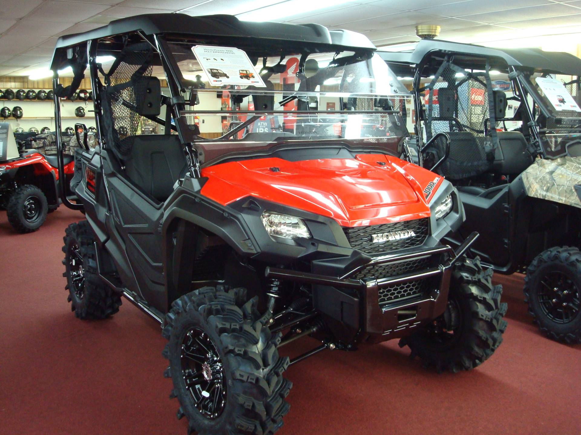 2018 Honda Pioneer 1000-5 in Lagrange, Georgia