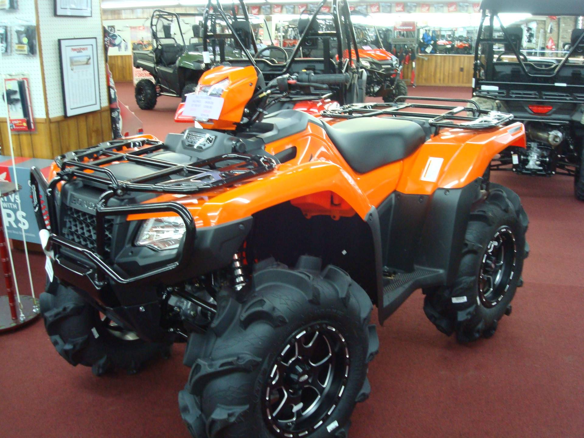 2018 Honda FourTrax Foreman Rubicon 4x4 EPS in Lagrange, Georgia
