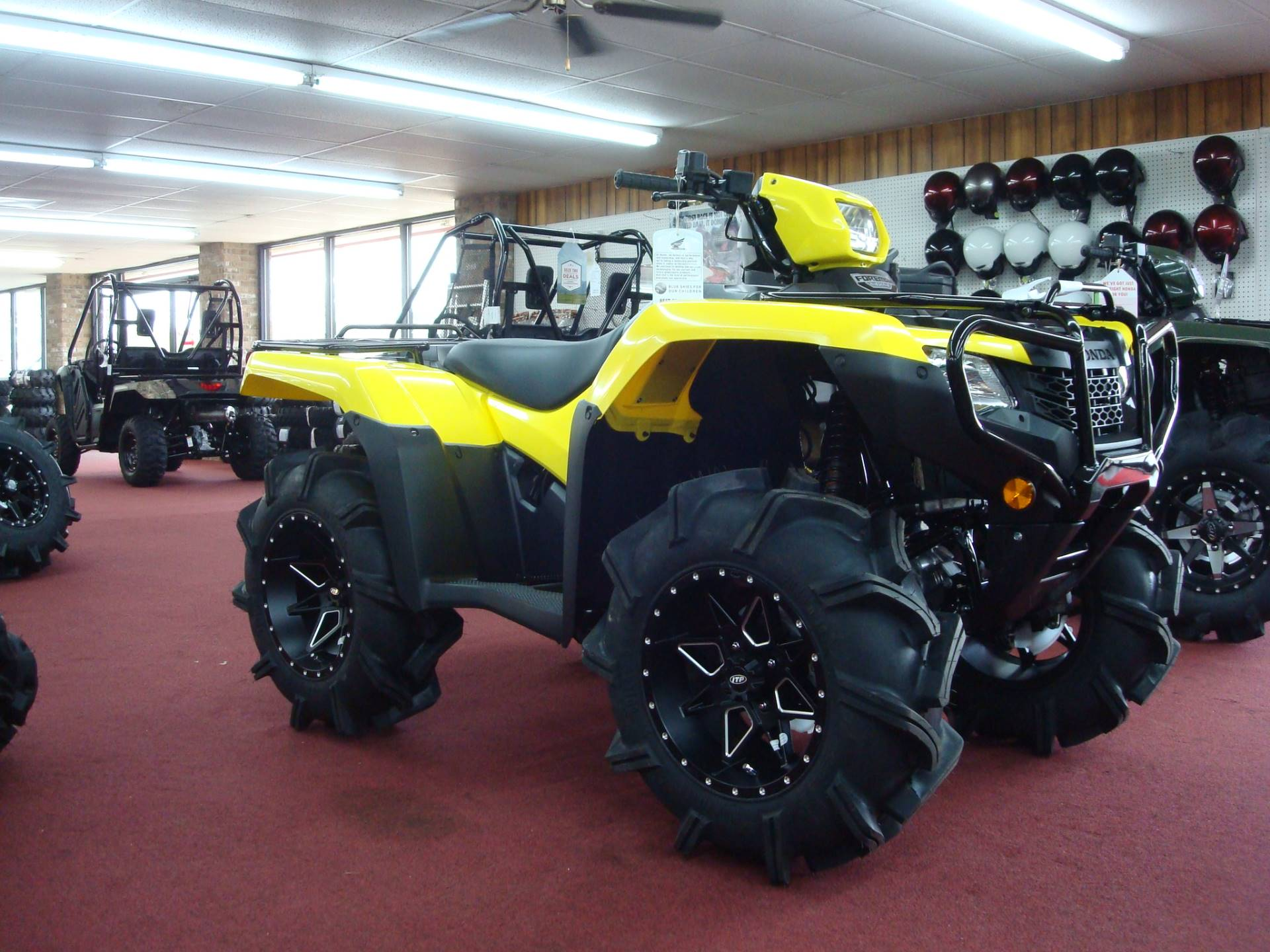 2019 Honda FourTrax Foreman 4x4 in Lagrange, Georgia - Photo 1