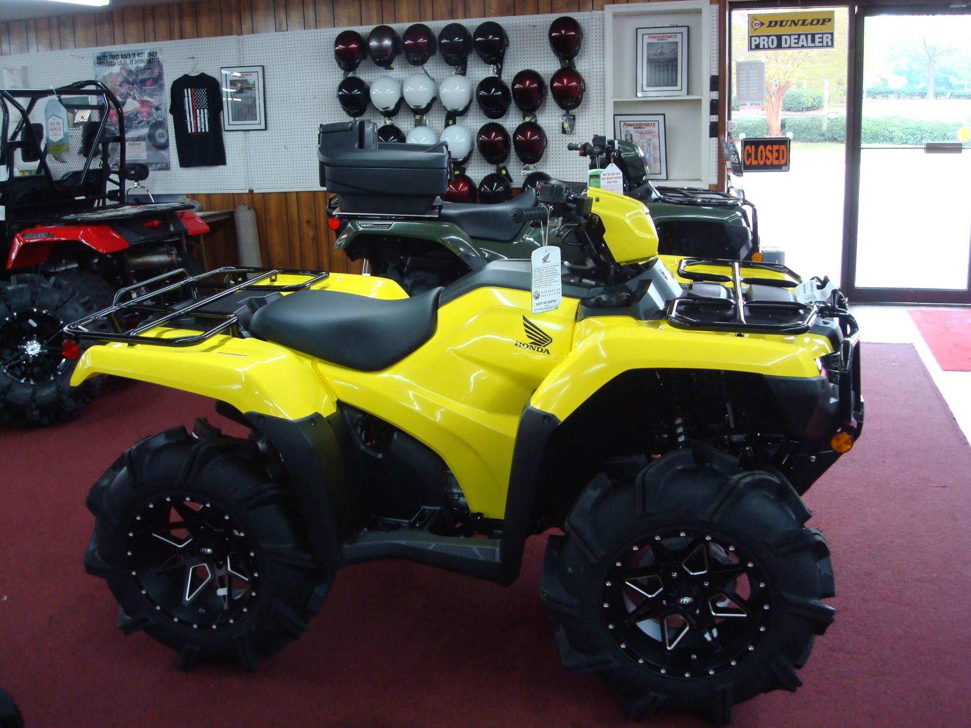 2019 Honda FourTrax Foreman 4x4 in Lagrange, Georgia - Photo 3