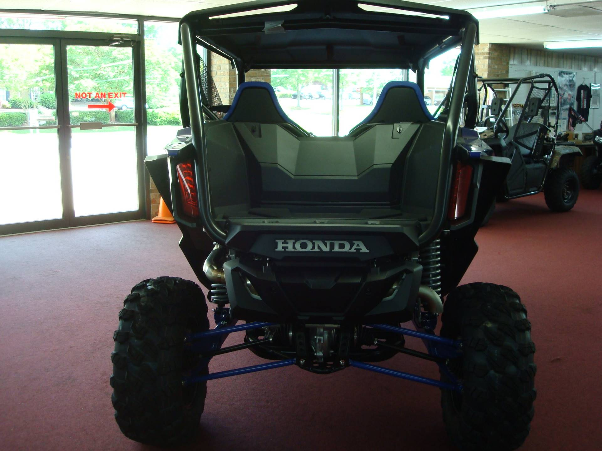 2019 Honda Talon 1000X in Lagrange, Georgia - Photo 4