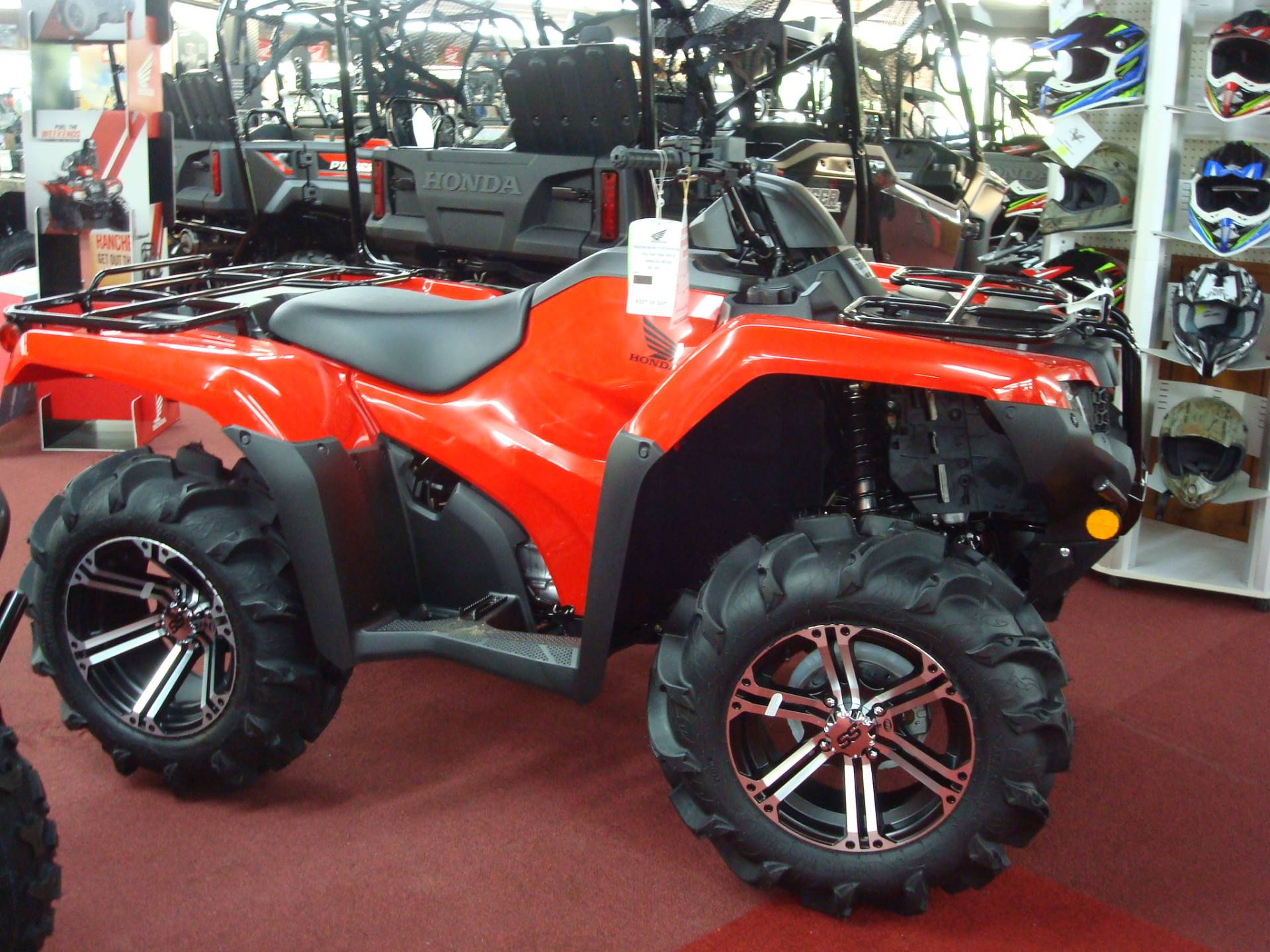 2019 Honda FourTrax Rancher in Lagrange, Georgia - Photo 1