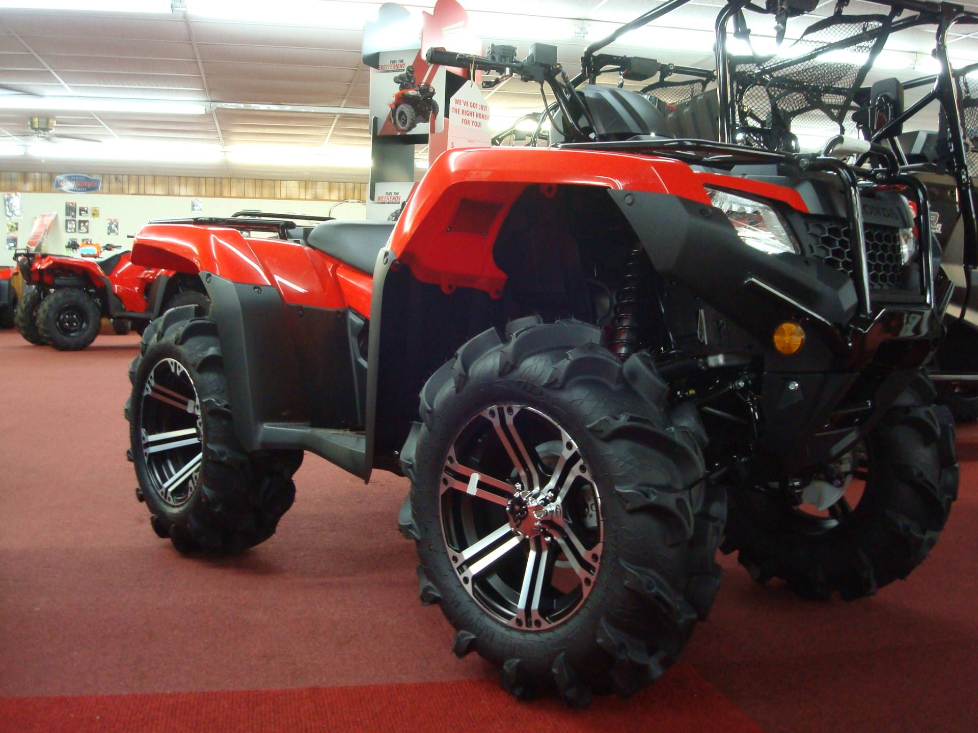 2019 Honda FourTrax Rancher in Lagrange, Georgia - Photo 2