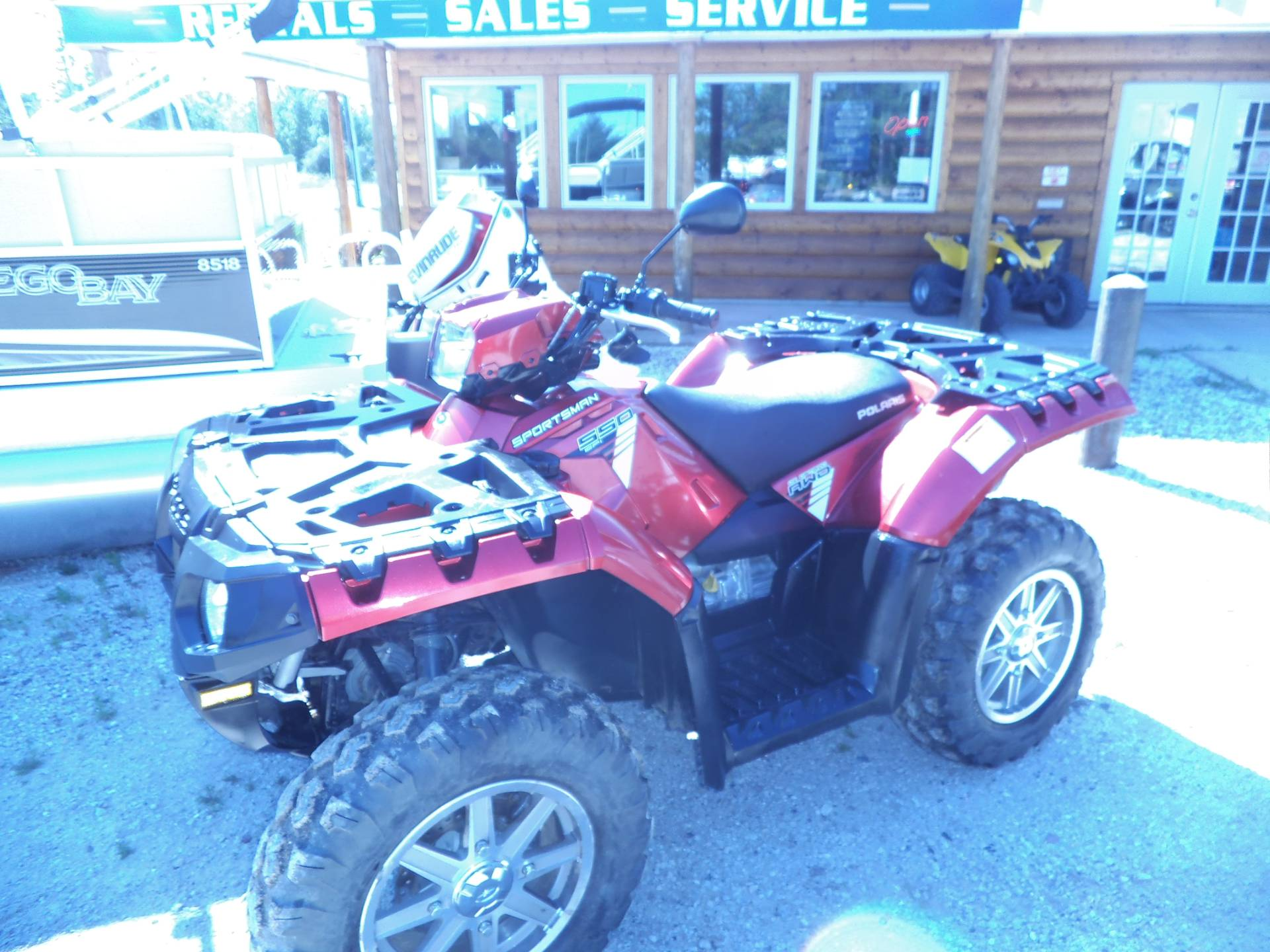 Used 2014 Polaris Sportsman® 550 EPS ATVs in Munising, MI | Stock ...