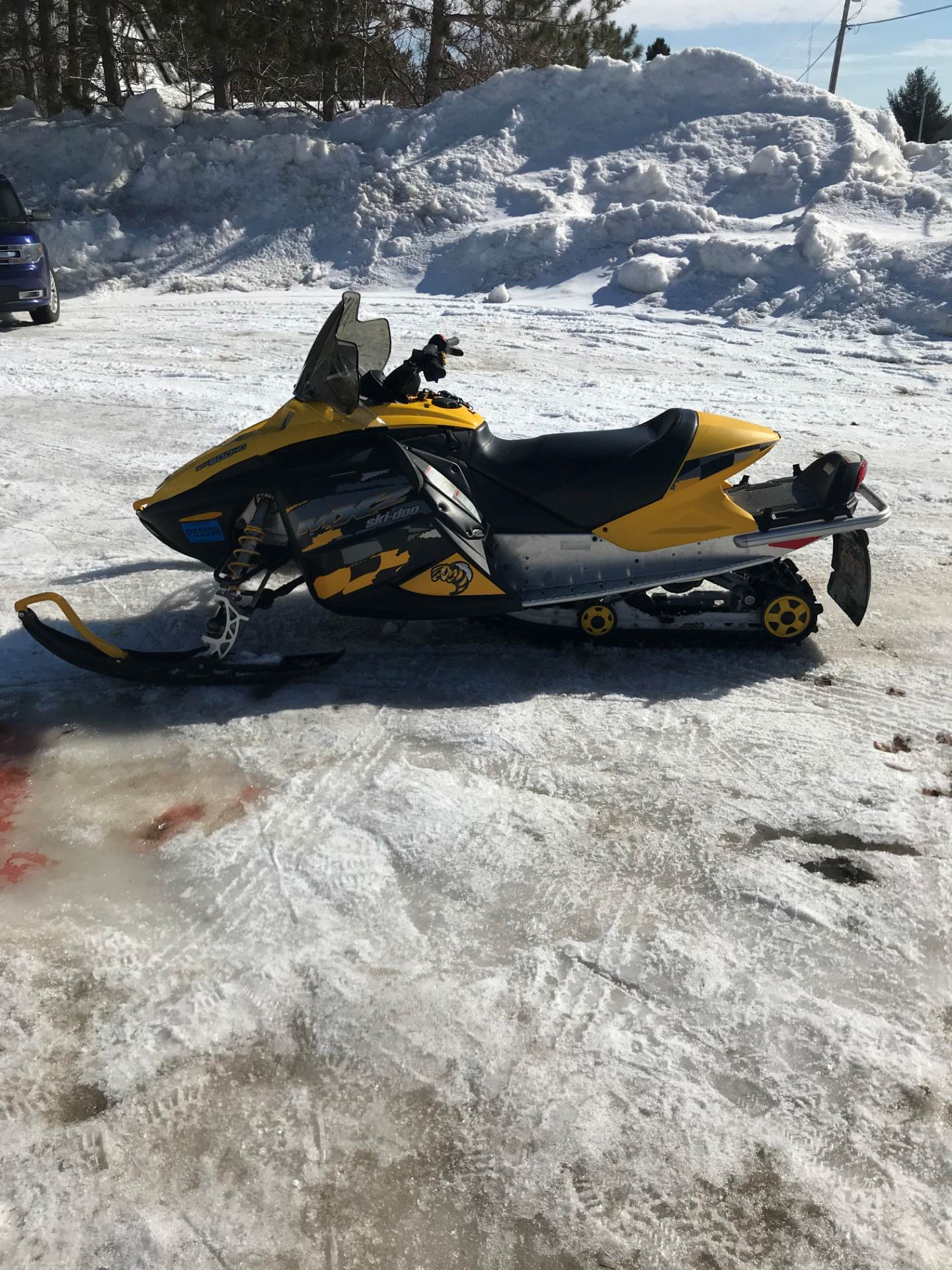 2006 Ski-Doo MX Z X 2-TEC 600 H.O. for sale 99340