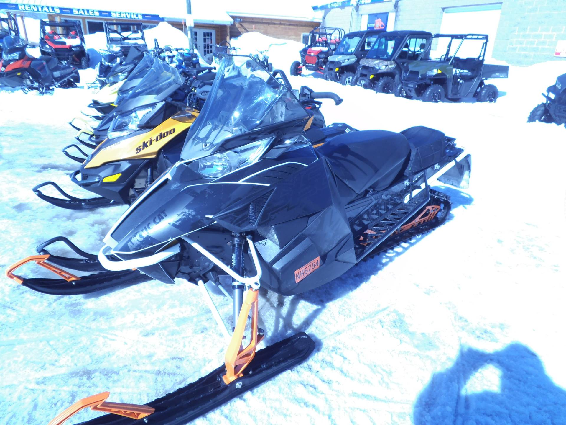 2015 Arctic Cat XF 6000 Cross Country for sale 47460