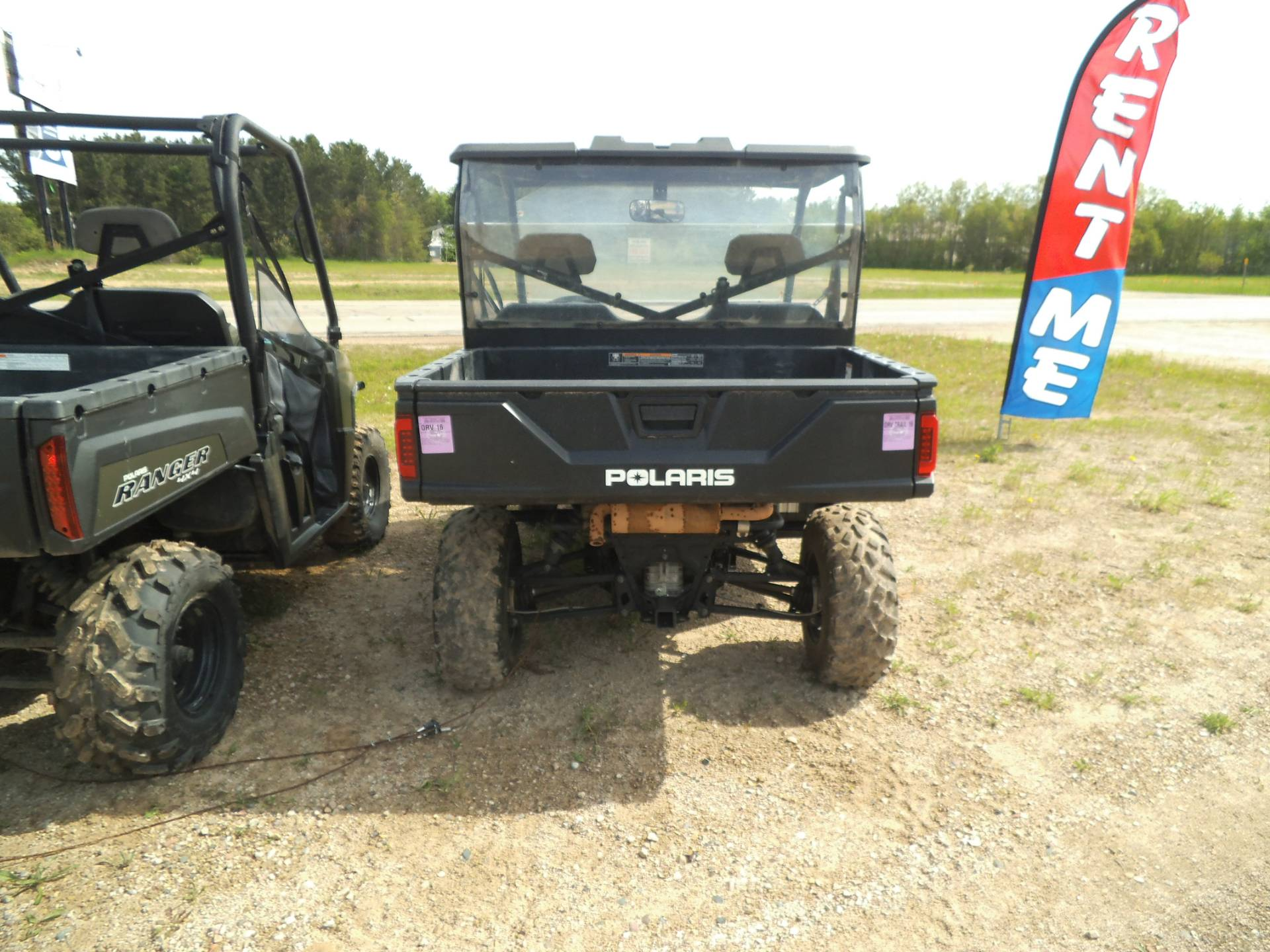 2016 Polaris Ranger570 Full Size in Munising, Michigan
