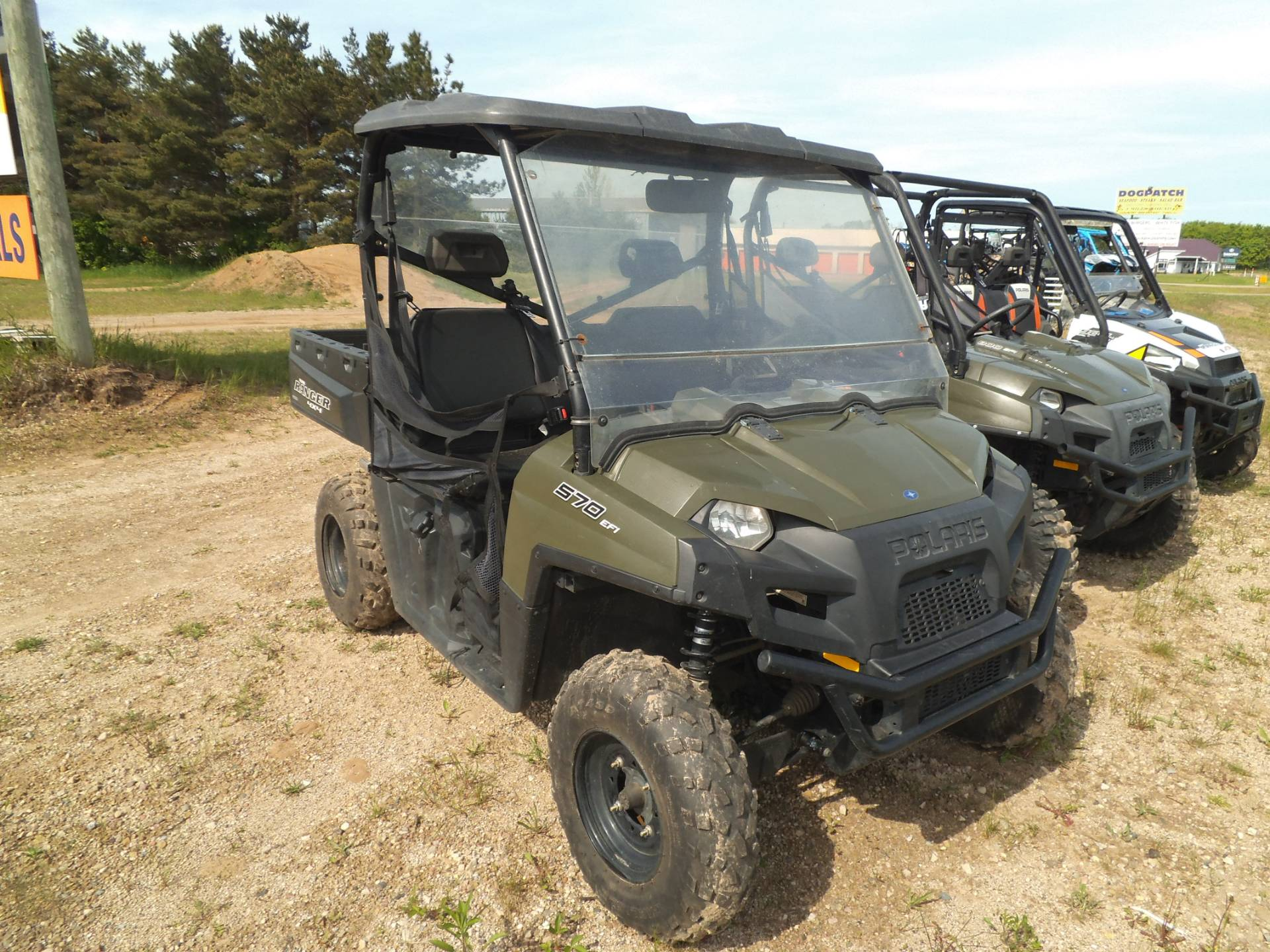 2016 Polaris Ranger570 Full Size for sale 12018
