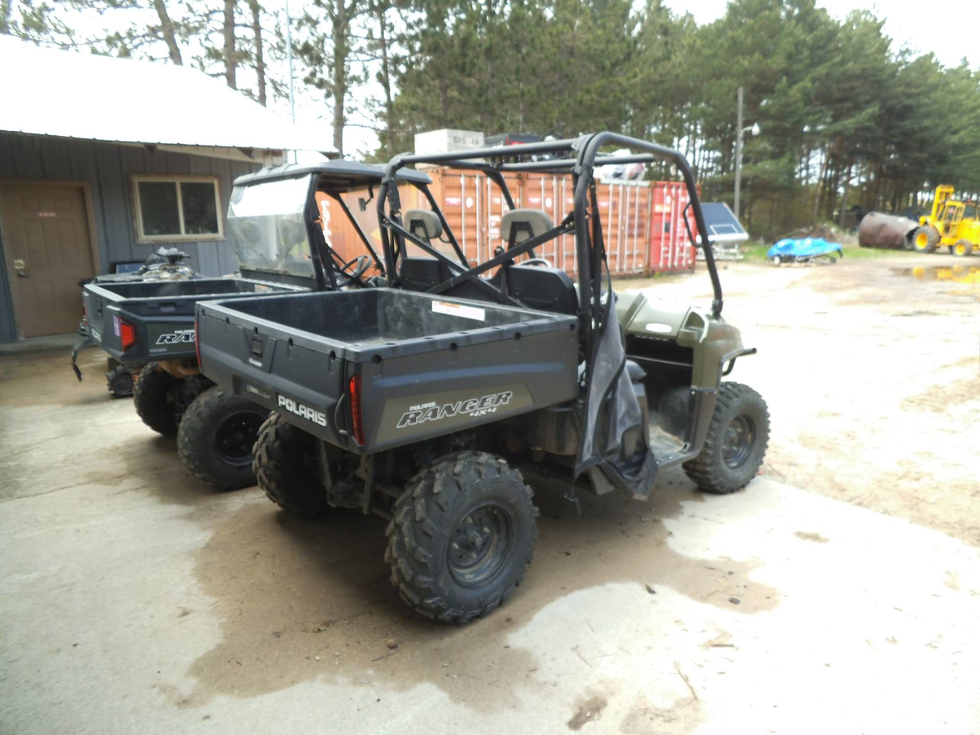2014 Polaris Ranger 800 EFI for sale 44687
