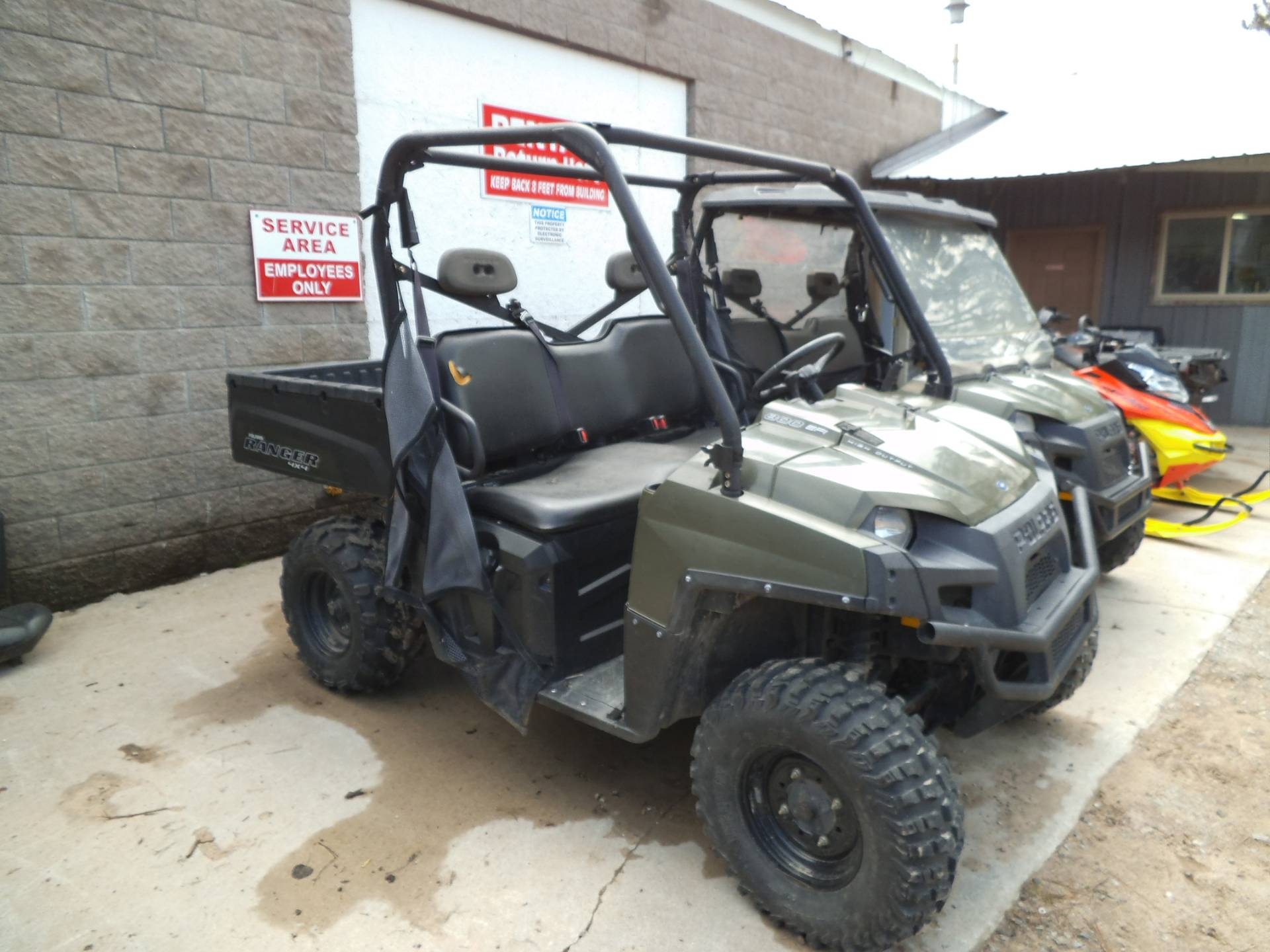 2014 Polaris Ranger® 800 EFI in Munising, Michigan