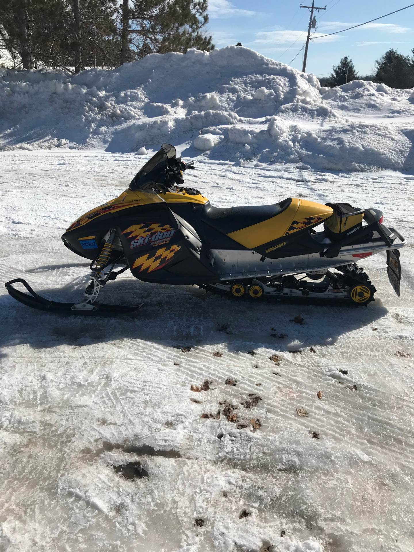 2004 Ski-Doo MX Z  Trail  600 RER for sale 99435