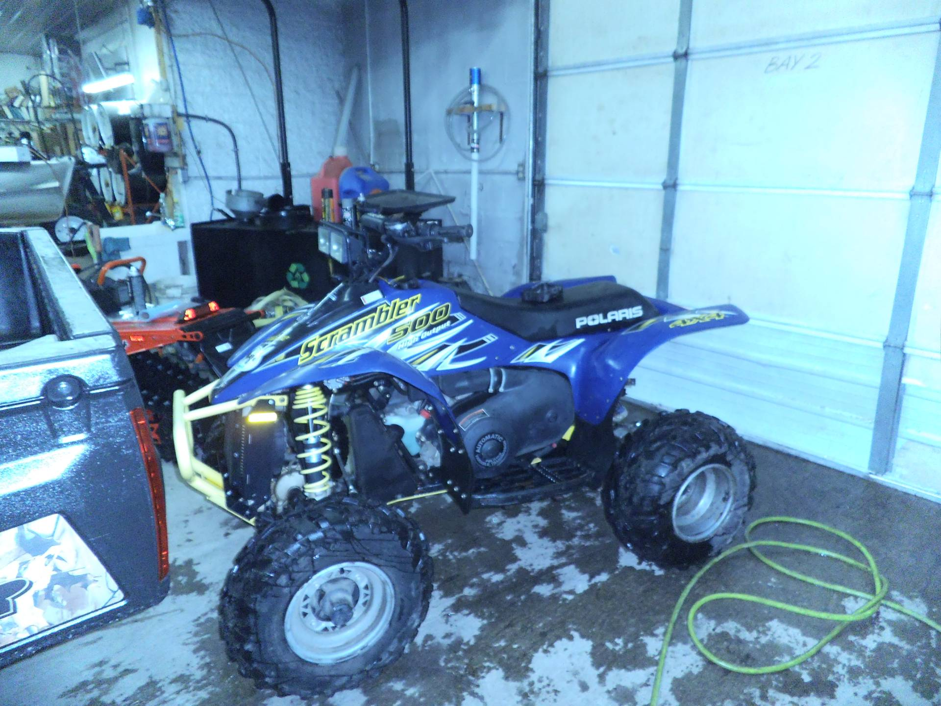 2003 Polaris Scrambler 500 4x4 for sale 5218