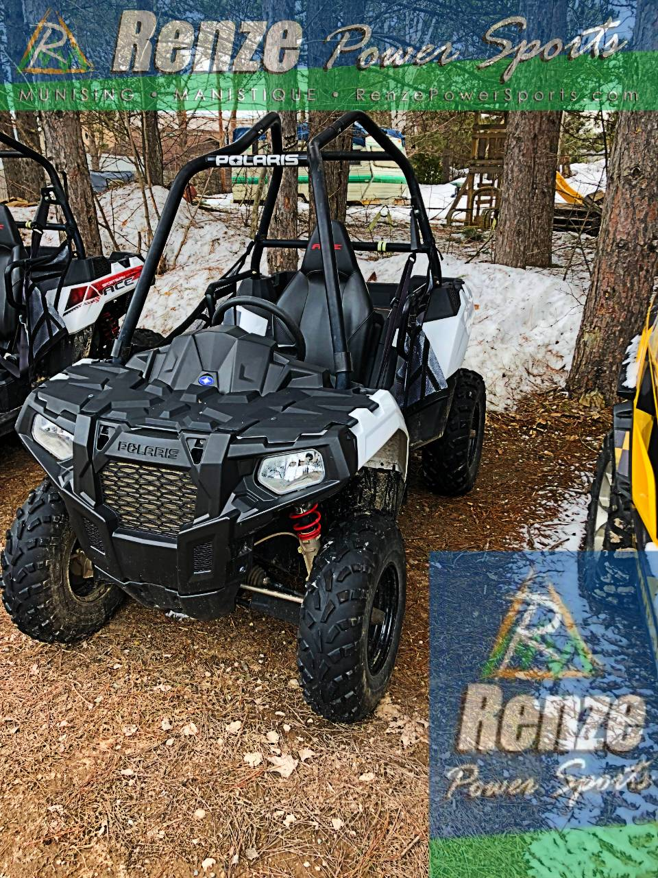 2014 Polaris Sportsman Ace for sale 107114