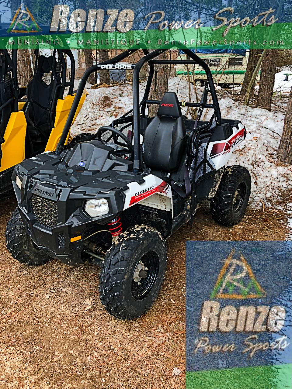 2015 Polaris ACE for sale 107018